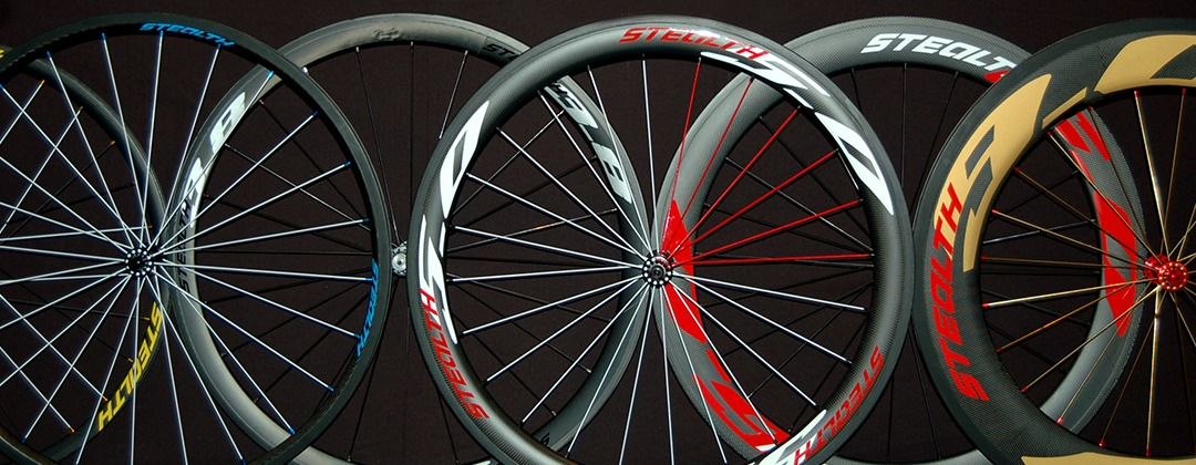 Stealth Wheelsets